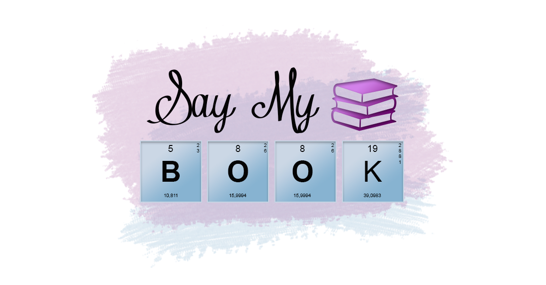 Say my book