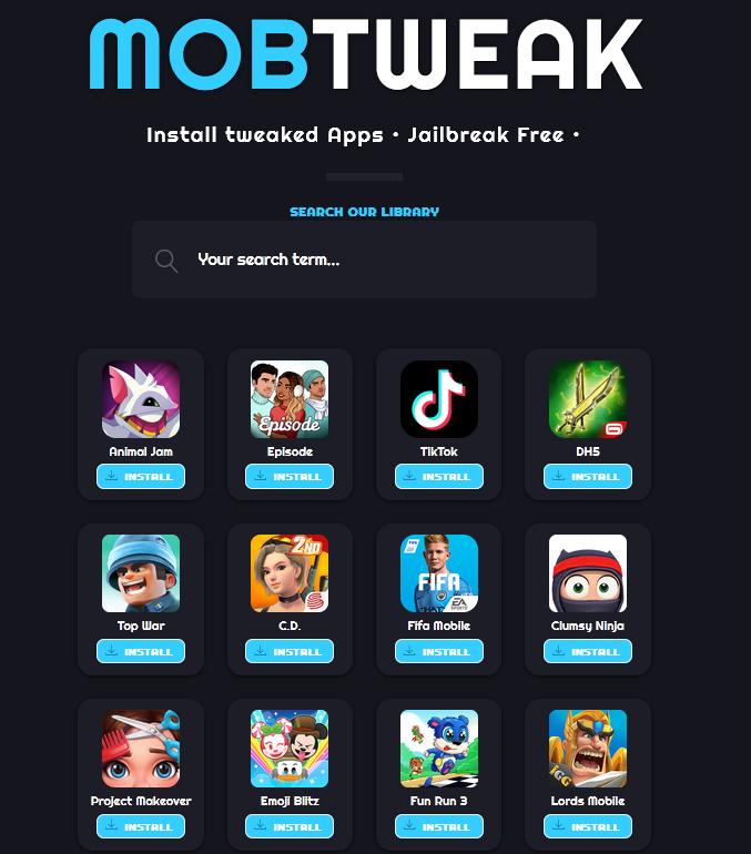 Mobtweak. com Cara Dapatkan followers tiktok gratis dari mobtweak com
