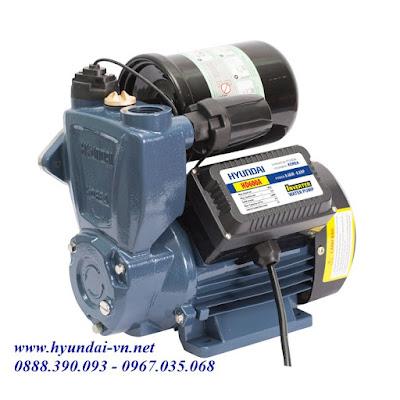 Máy bơm nước đa năng Huyndai HD 600A- NNC Tiến Phát