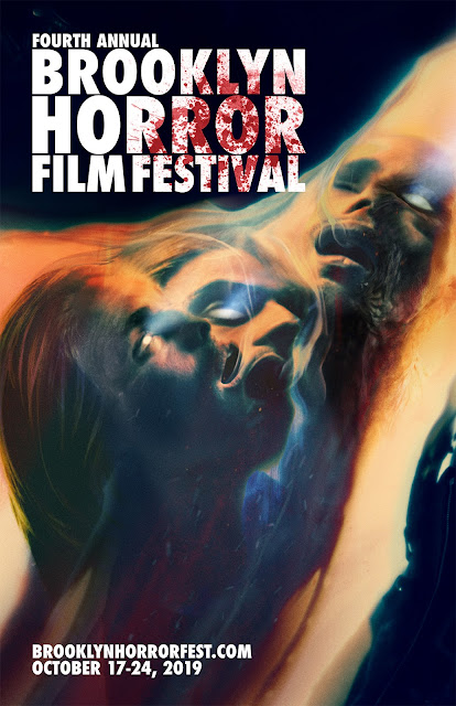 Brooklyn horror film festival poster