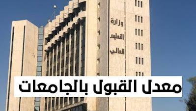 وزارة التربية تطلق معدل القبول بالجامعات وتعلن عن النتائج المطلوبة