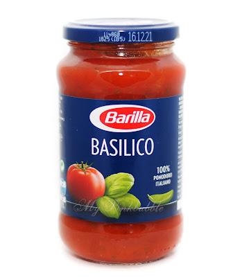 Barilla salsa basilico