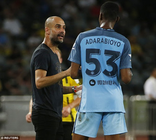 REVEALED: Manchester City Defender Set To Play For Super Eagles
