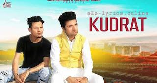 कुदरत Kudrat Lyrics in Hindi | Anmol Sama