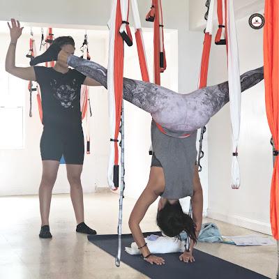 curso aero yoga