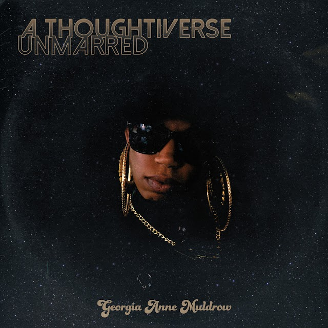 """Listen to """"A Thoughtiverse Unmarred"""" album by Georgia Anne Muldrow on Bandcamp"""