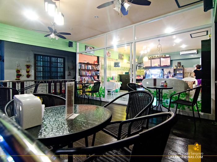Chayadol Boutique Resort Chiang Rai Cafe