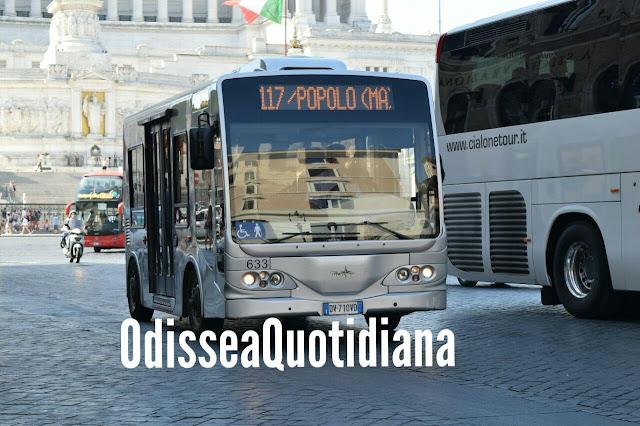 Roma 2ª nel mondo per i lunghi tempi di attesa dei bus