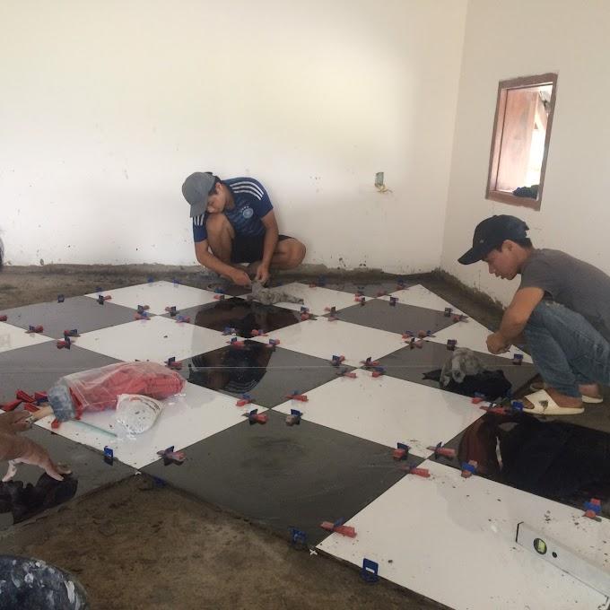 Thợ ốp lát nền gạch tại Thanh Hoá giá rẻ chuyên nghiệp uy tín chất lương bền đẹp