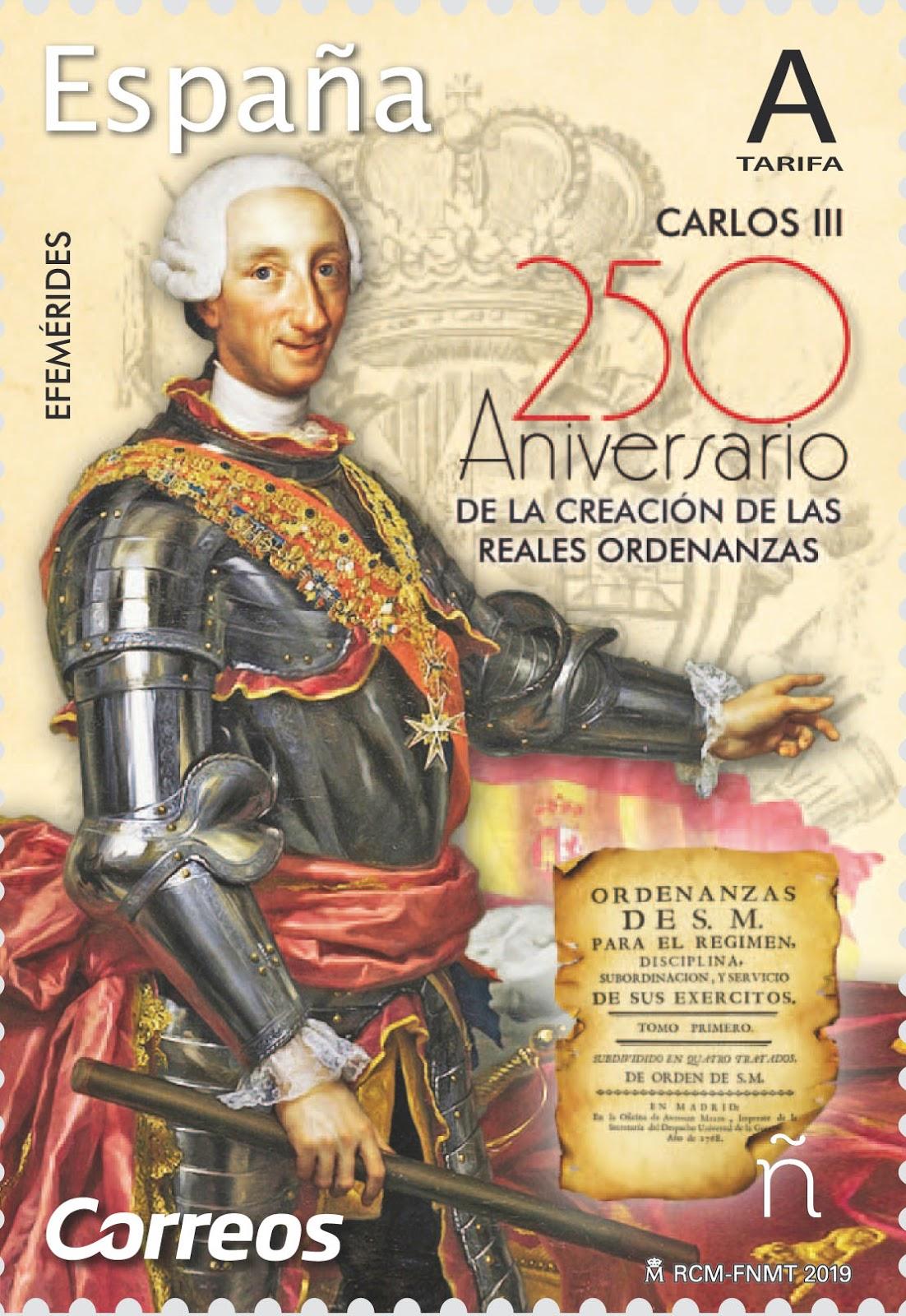Reales ordenanzas de Carlos III
