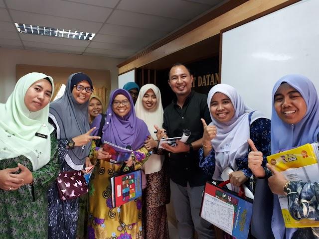 Perkongsian PAK21 di SM Pendidikan Khas Vokasional Indahpura