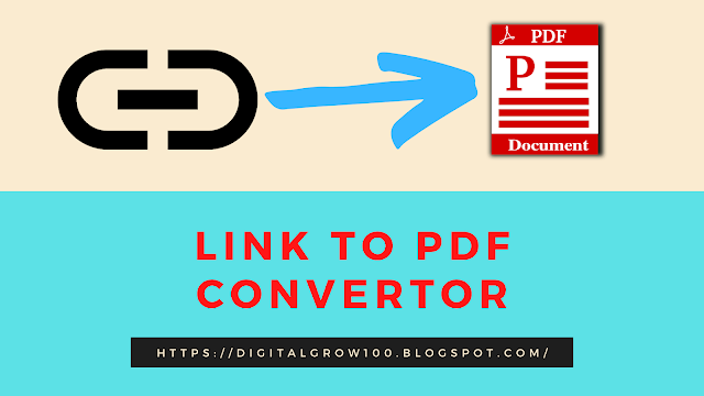 How To Convert Web Page (Link) To PDF 2021