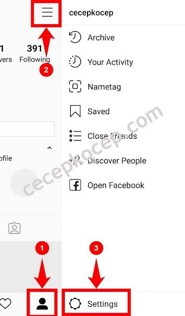 Cara Mudah Mematikan Notifikasi Live Video Instagram dan IGTV yang Mengganggu