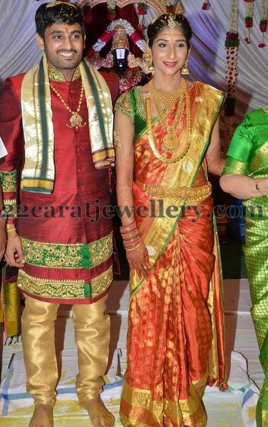 Sri Divya Wedding Jewelry Jewellery Designs