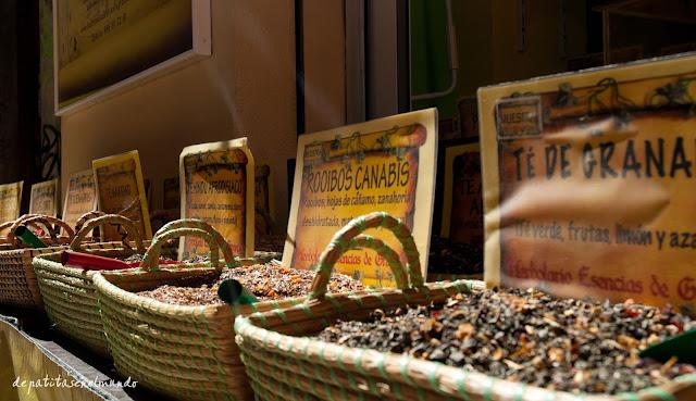 Especias de la Plaza Romanilla