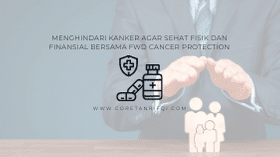 Atasi Kanker bersama FWD Insurance FWD Cancer Protection