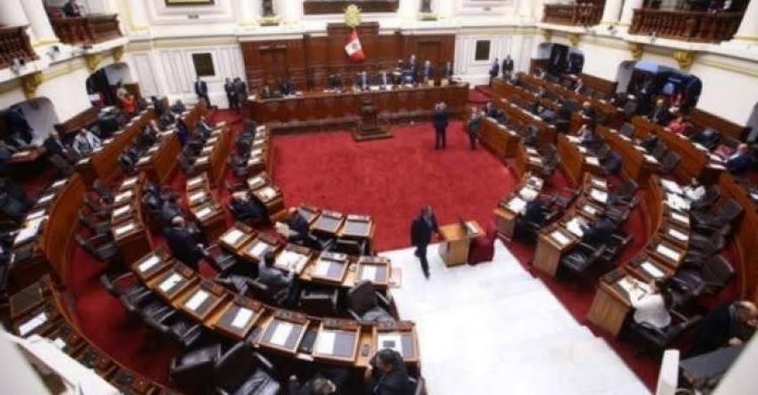 En tiempo récord Congreso aprueba Ley para dar libertad a expresidente Fujimori