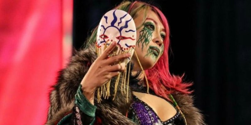 Backstage Note On Asuka's WWE Clash Of Champions Match, New Details On The Awkward RAW Finish