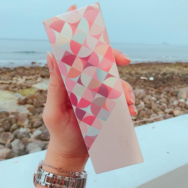 林三益刷具攜帶式斜角、平口刷、 蜜粉刷,外出旅行補妝一組搞定