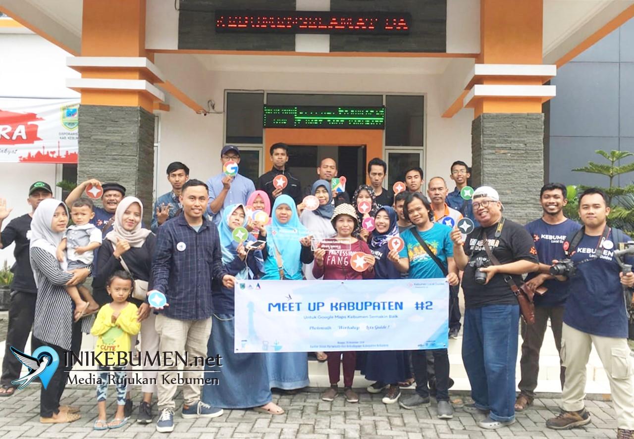 Peserta Meet Up Kabupaten #2 Perbaharui Informasi Melalui Photowalk