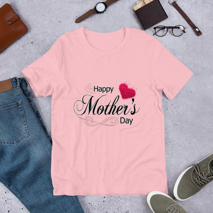 Mother's Day 2021, Mother's Day Gift T-shirt,Mom Shirt