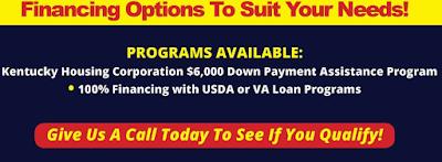 Kentucky Housing Down Payment Assistance Programs