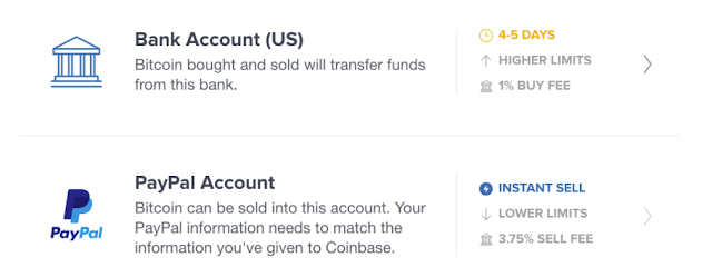 Coinbase : Buy Trade Bitcoin with a Credit Card or Paypal