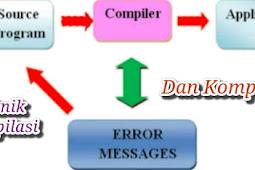 Apa Pengertian Teknik Kompilasi dan Kompilator