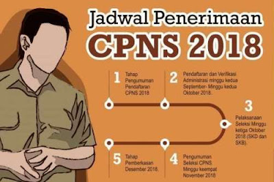 Pendaftaran CPNS Dibuka, Ini Dokumen yang Dibutuhkan