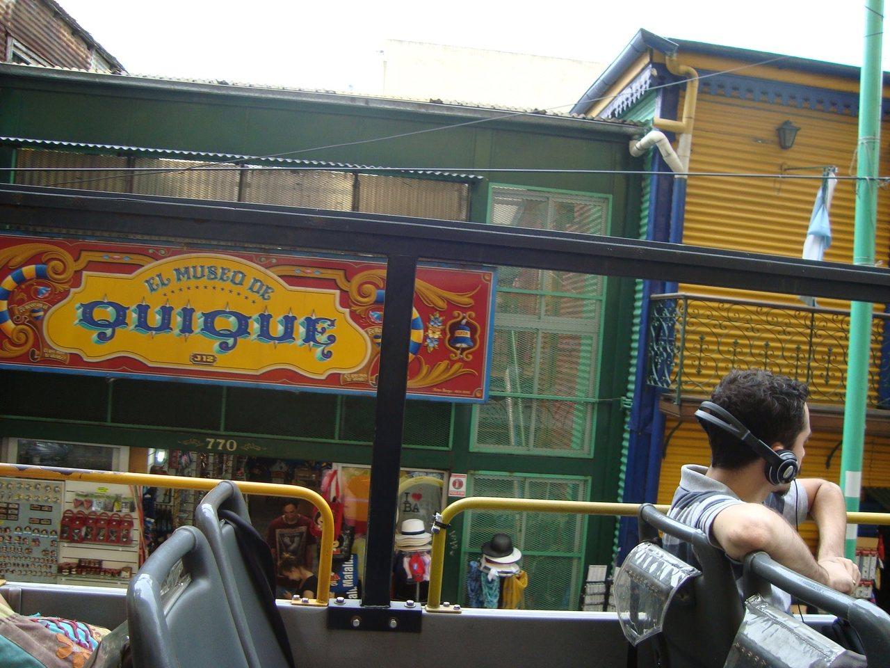 Conhecendo Buenos Aires a bordo do Buenos Aires Bus