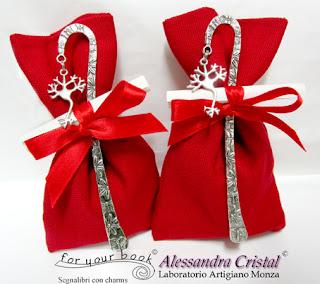 bomboniere laurea personalizzate neurone sacchetto rosso