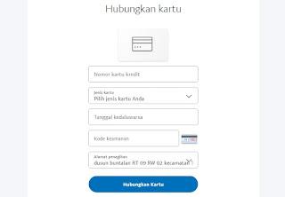 cara verifikasi paypal tanpa kartu kredit dan vcc
