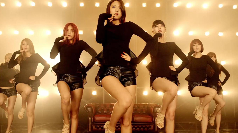 Wallpaper Girl Band Korea I Cry Like Yuko Oshima Kpop Aoa Confused 흔들려