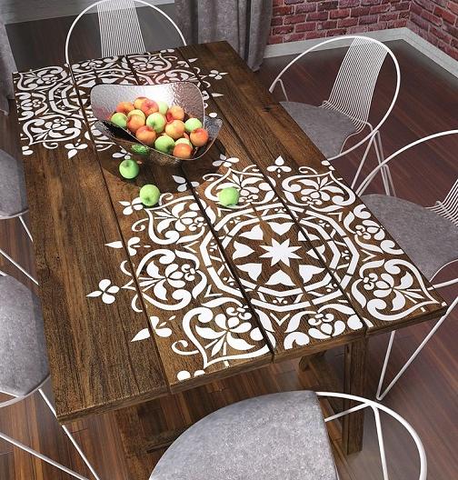 Diy Home Decor Indian Style Tutorial: Dishfunctional Designs: Mandala Magic: Mandalas In DIY
