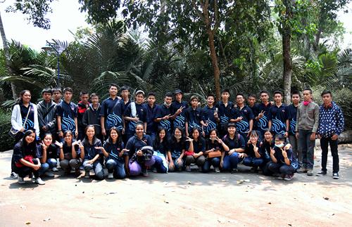 Epictravelers - SMA Santa Maria Cimahi Bandung - West Java