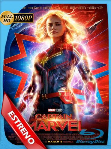 Capitana Marvel (2019) HD 1080p Latino Dual [GoogleDrive] TeslavoHD