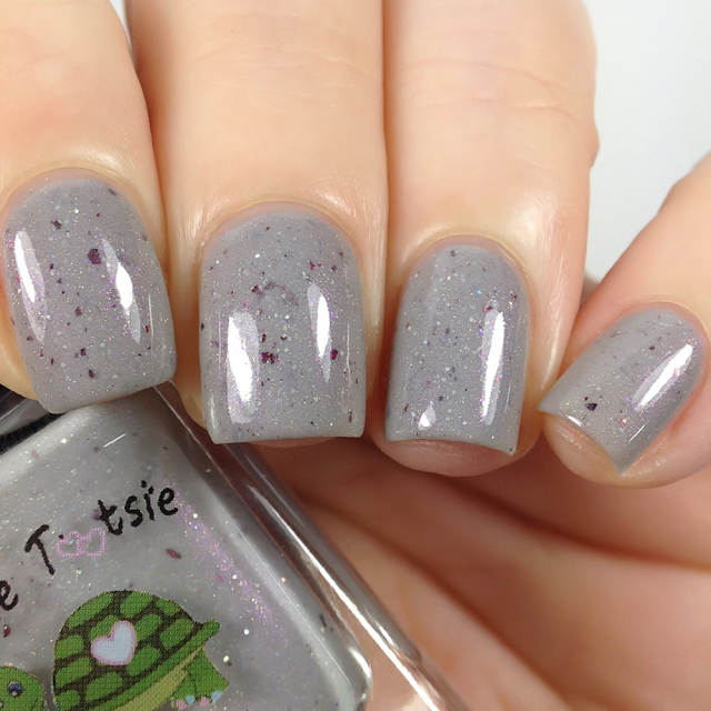 Turtle Tootsie Polishes-Get Out Of The Water!