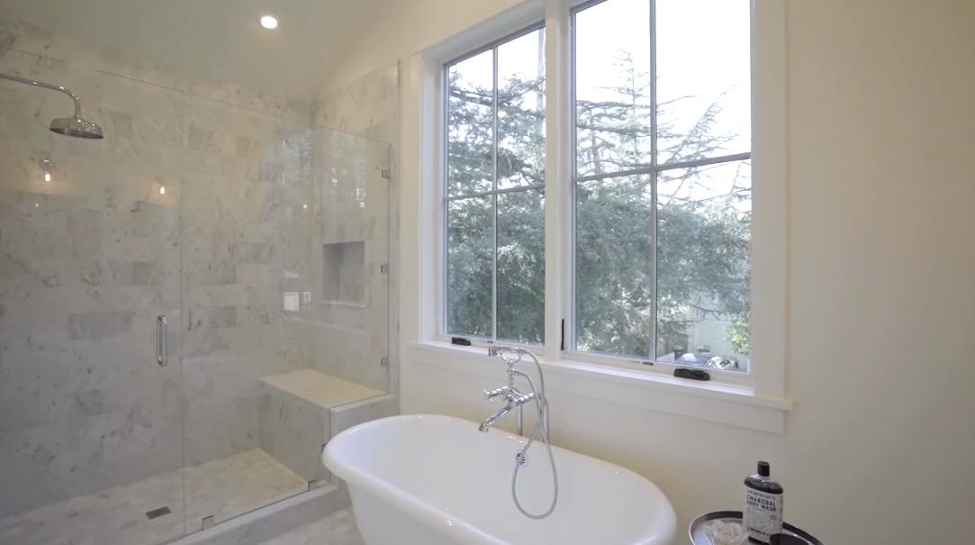 25 Interior Design Photos vs. 14 Terrace Ave, Kentfield, CA Home Tour