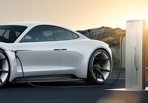 Tinuku Porsche built 350kW electric car charging just 15 minutes