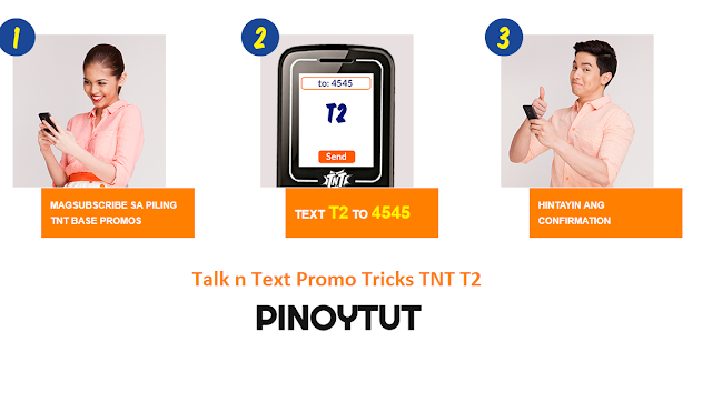 Talk n Text Promo Tricks TNT T2