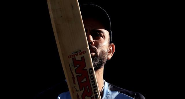 Virat Kohli named Wisden Almanack's ODI cricketer for 2010 decade