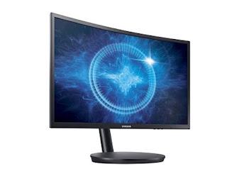 Monitor Pc SAMSUNG LED 24 Inch
