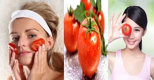 Use tomatoes to Eliminate Acne Scars