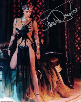 Sarah Douglas in Conan the Destroyer
