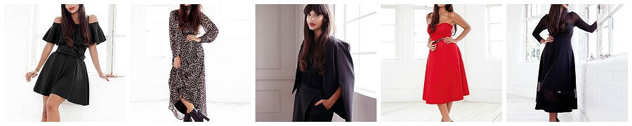 Jameela Jamil, Plus size Jameela Jamil collection, Simply Be, The Style Guide Blog,