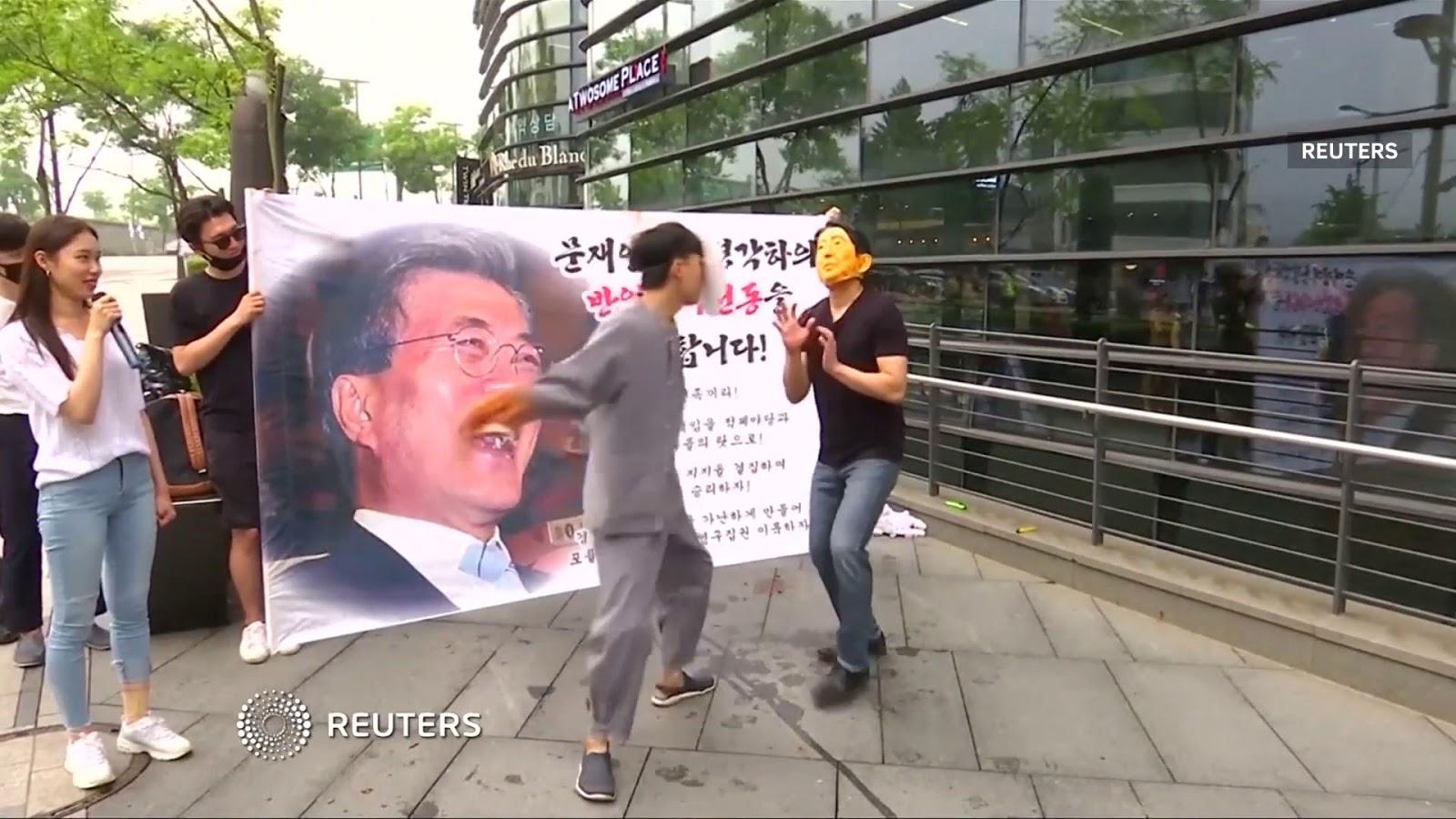 反応 韓国 不買 の 運動 海外
