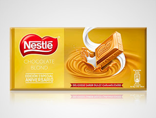 NESTLÉ Chocolate Blonde