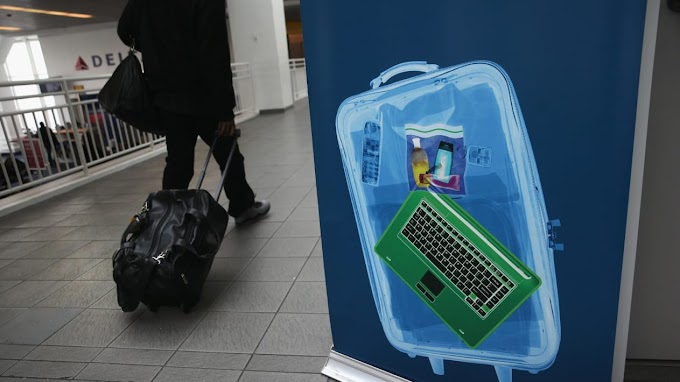 В изпитание са нови модерни скенери на летищата