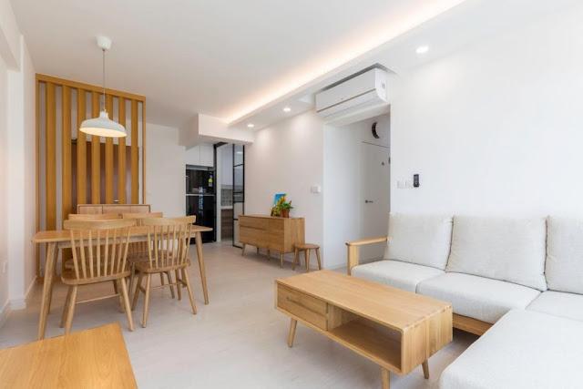 Minimalist Interior Design HDB