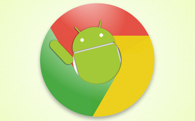 Aplikasi Android di Google Chrome